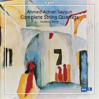 STRİNG QUARTET NO.3, OP.43 1.GRAVE