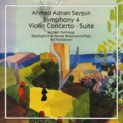 SAYGUN: SYMPHONY NO. 4, VİOLİN CONCERTO, SUİTE FOR ORCHESTRA