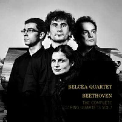 BEETHOVEN - THE COMPLETE STRING QUARTETS VOL. 1