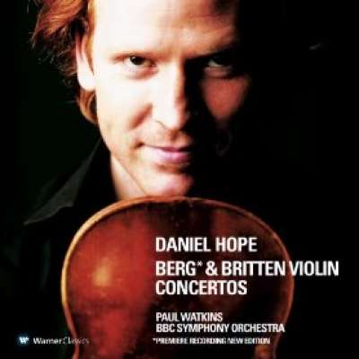 BERG AND BRITTEN : VIOLIN CONCERTOS