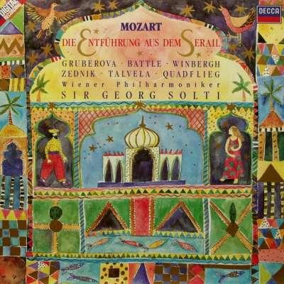 Die Entführung Aus Dem Serail, Solti, Wiener Philharmonic