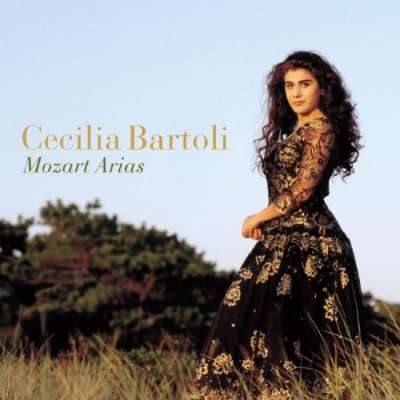 Mozart: Arias / Cecilia Bartoli