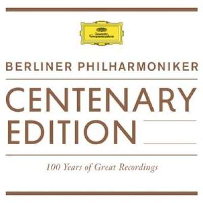 Centenary Edition 1913 - 2013 Berliner Philarmoniker