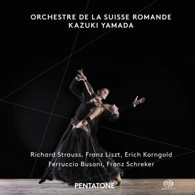 Strauss, Liszt, Korngold, Busoni and Schreker: Orchestral Works