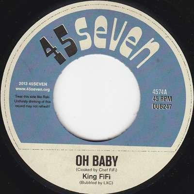 Oh Baby - The Riddim