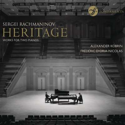 Rachmaninov Heritage  Works For Two Pianos