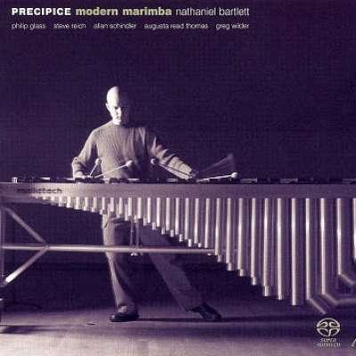 Nathaniel Bartlett: Precipice - Modern Marimba
