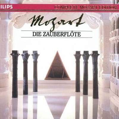 Mozart: Die Zauberflöte, Colin Davis