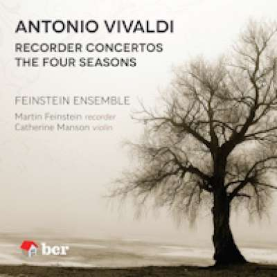 VIVALDI: RECORDER CONCERTOS, THE FOUR SEASONS
