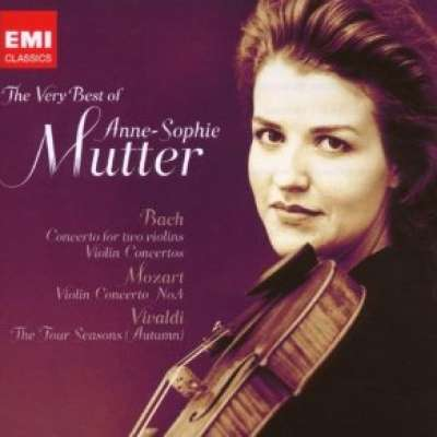 Best of Anne-Sophie Mutter