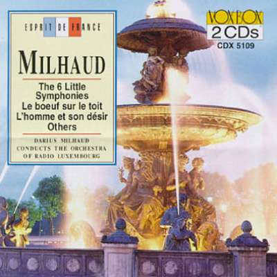 Milhaud: The 6 Little Symphonies