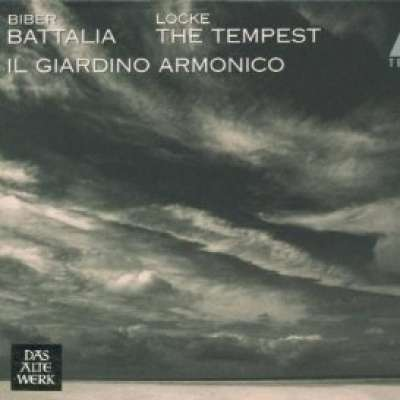 Biber: Battalia / Locke: The Tempest  / Il Giardino Armonico