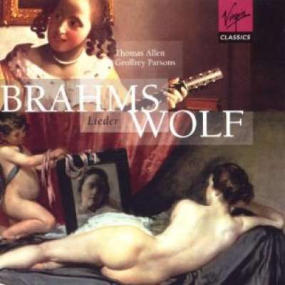 Brahms and Wolf Lieder Recital