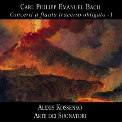 Carl Philipp Emanuel Bach Concerti A Flauto Traverso Obligato