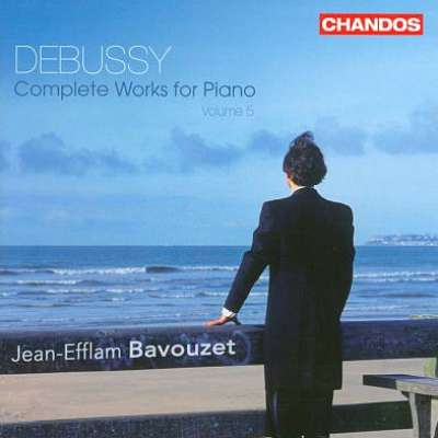 Debussy: Complete Works for Piano Bavouzet