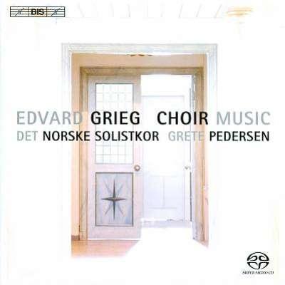 Grieg Choir Music
