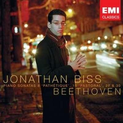 Jonathan Biss Beethoven