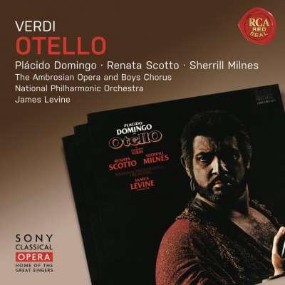 Verdi: Otello Levine Domingo Scotto