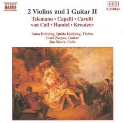 2 Violins And 1 Guitar