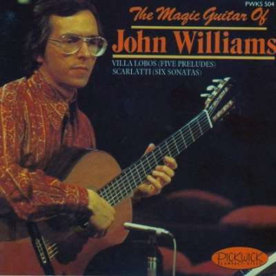 JOHN WILLIAMS (GUITARIST)