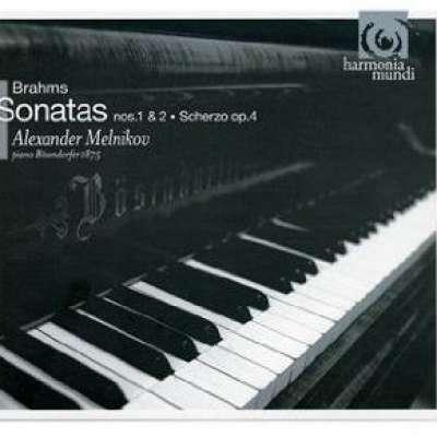 Brahms Piano Sonatas No.1-2 Scherzo Op.4