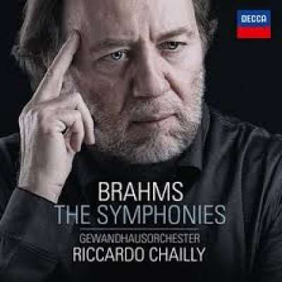 BRAHMS THE SYMPHONIES, CHAILY