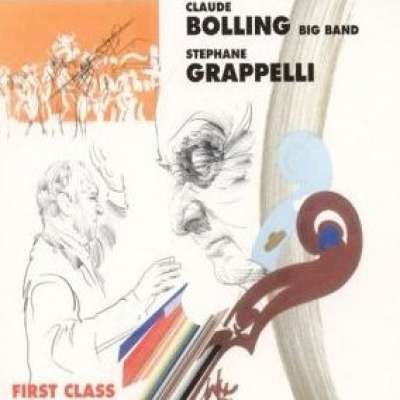 First Class Stephane Grappelli, Claude Bolling