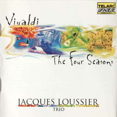 "VIOLIN CONCERTO IN G MINOR, OP. 8/2, RV315, ""THE FOUR SEASONS (SUMMER)"" - 2.ADAGIO"