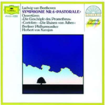 Beethoven: Symphony No. 6, Overtures, Herbert von Karajan
