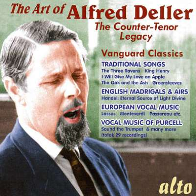 The Art of Alfred Deller The Counter Tenor Legacy