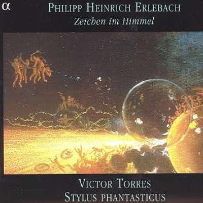 Philipp Heinrich Erlebach, Zeichen im Himmel