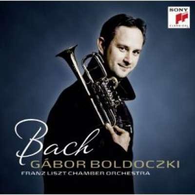 Gábor Boldoczki - Bach