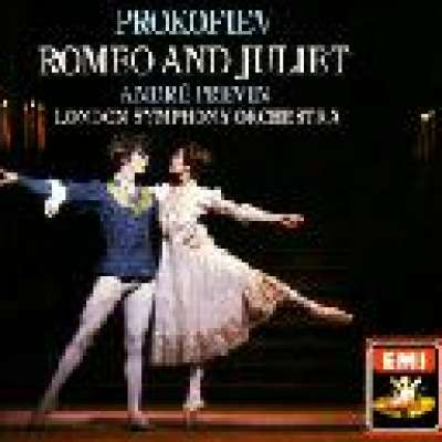Prokofiev: Romeo and Juliet, London Symphony Orchestra, Andre Previn