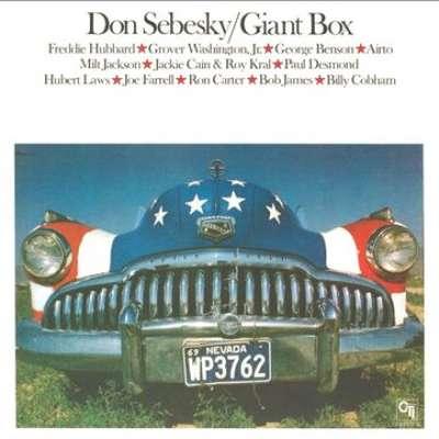 Giant Box, Don Sebesky