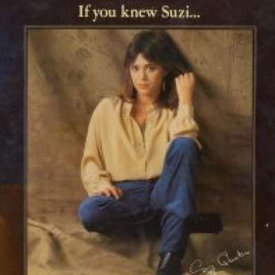 If You Knew Suzi...