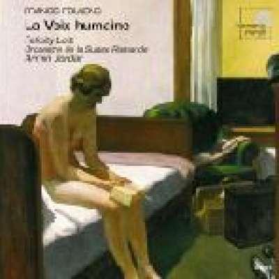 Francis Poulenc: La Voix Humaine, Felicity Lott, Armin Jordan, Orchestre de la Suisse Romande