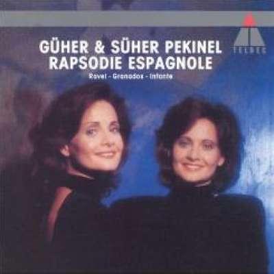 Ravel: Rapsodie Espagnole - Guher and Suher Pekinel