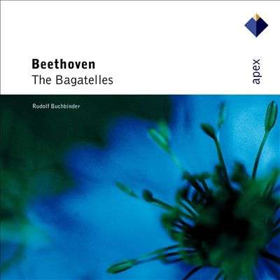 Beethoven, The Bagatelles, Rudolf Buchbinder