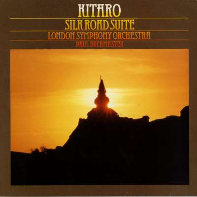 Kitaro And London Symphony Orchestra, The - Silk Road Suite