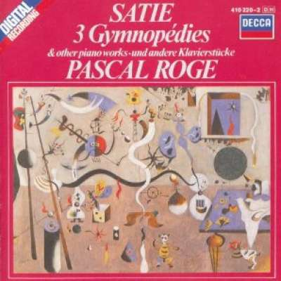 Satie: 3 Gymnopedies Pascal Roge