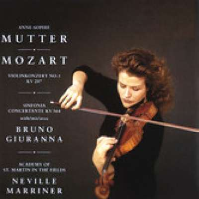 Mozart Violin Concerto No.1 and Sinfonia Concertante