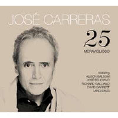 25, José Carreras