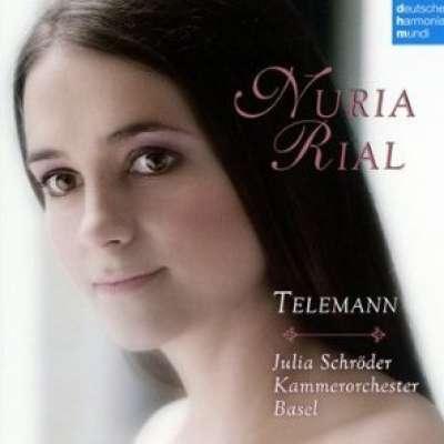 Telemann: Opera Arias