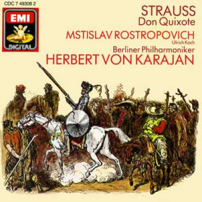 Strauss (R): Don Quixote