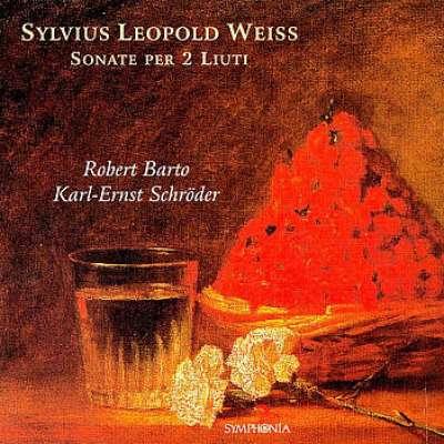 Weiss: Sonate Per 2 Liuti