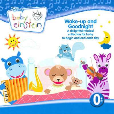 Baby Einstein Wake-Up and Goodnight