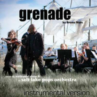 Grenade (Instrumental Version) [feat. Lindsey Stirling] - Single
