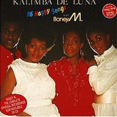 Kalimba de Luna – 16 Happy Songs