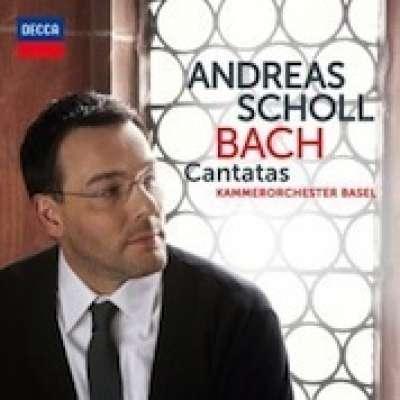 Bach: Cantatas, Andreas Scholl