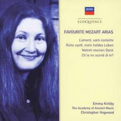 Favourite Mozart Arias [Australia]
